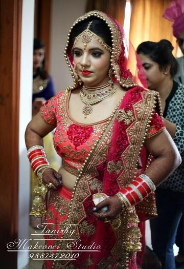Best Makeover Studio in Udaipur