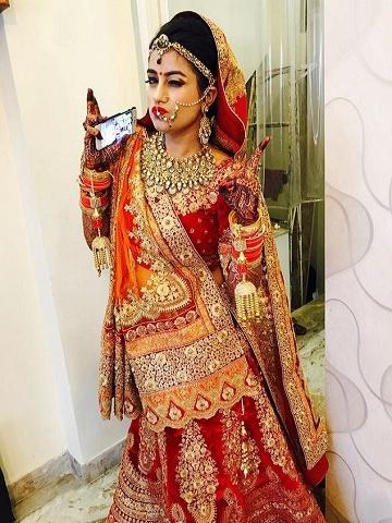 Best Bridal Mehandi Artist in Udaipur