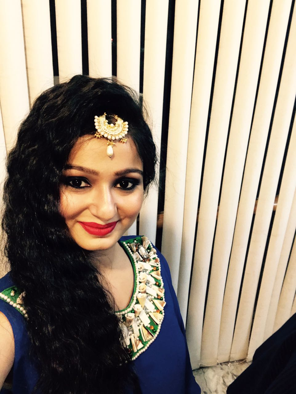 Party Makeup in Udaipur